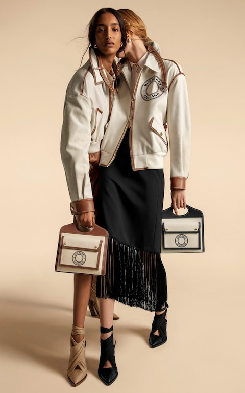 Burberry Spring-Summer 2020 Campaign